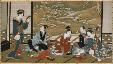 Utagawa_Toyoharu_-_A_Winter_Party_-_Google_Art_Project